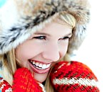 Зимовий догляд: салати краси, напої, маски для шкіри