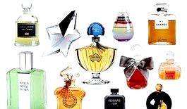 Чим відрізняються парфуми від туалетної води?