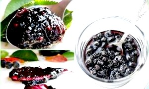 Що можна приготувати з чорноплідної горобини: рецепт домашнього варення