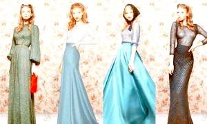 Що носити зі спідницею в підлогу: жіночність, стиль, гармонія