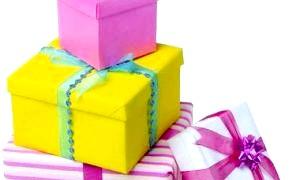 Що подарувати на народження?