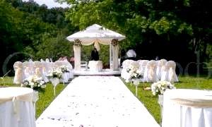 Що таке виїзна реєстрація шлюбу? торжество без черг і в улюбленому місці!