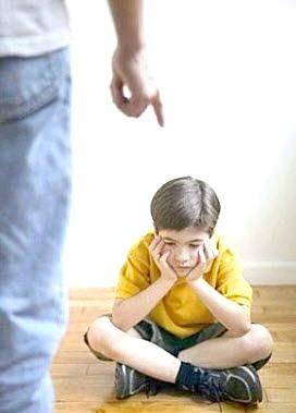 Що впливає на формування характеру дитини і чи потрібно його карати?