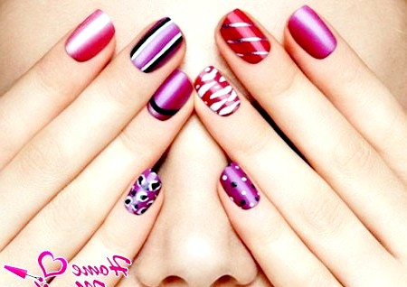 Фото - дизайн нігтів шеллак