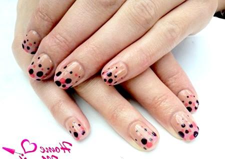 Фото - модний і стильний дизайн нігтів shellac