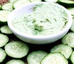 Маски для нормальної шкіри з овочів