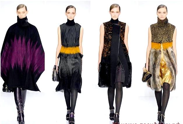 Мода осінь-зима 2014-2015