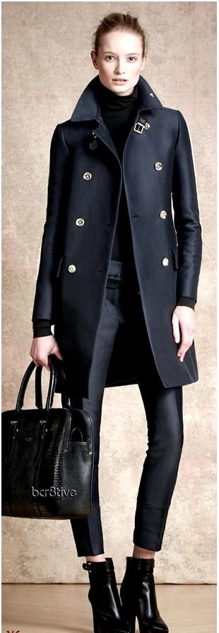 Осіння вулична мода 2014