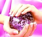 Фото - розшарування нігтів