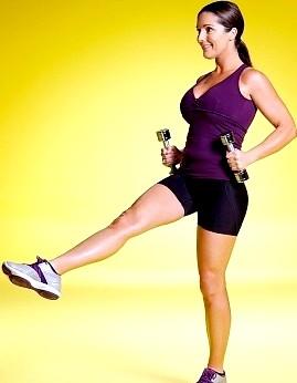 Фото - вправи для ніг