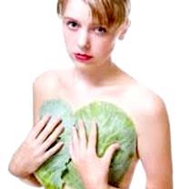 Фото - Прикладаємо капустяний лист до молочної залози