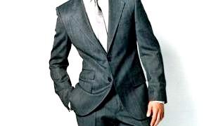 Що таке діловий костюм для чоловіків?