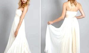 Фото - Що таке грецький стиль у весільній сукні?