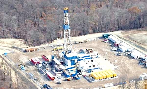 Фото - Місце видобутку сланцевого газу