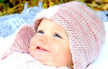 Фото - Вчимося в'язати спицями шапочки для дітей