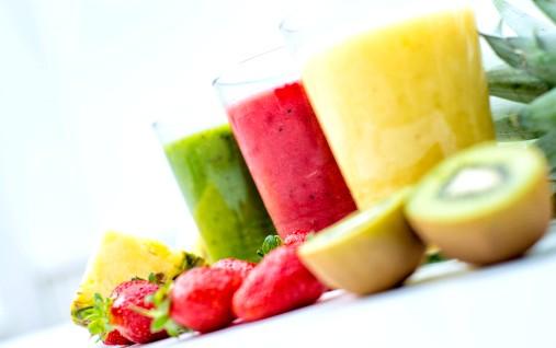 Фото - різнобарвна їжа