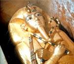 Фото - Долина Царів в Єгипті, саркофаг Тутанхамона
