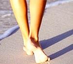 Фото - ходьба без взуття