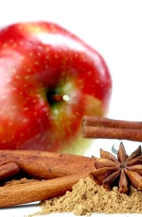 Фото - Поєднання яблука та кориці з давніх часів вважається один з таємних прийомів найуспішніших кулінарів