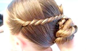 Фото - Ефектний образ за п'ять хвилин: зачіски для середніх волосся в домашніх умовах