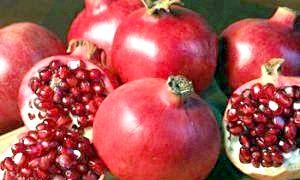 Фото - Екзотичні фрукти на нашому столі, або Користь і шкода граната