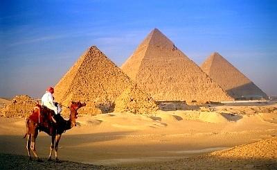 Фото - Єгипет у жовтні