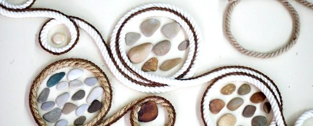 Фото - панно з каменю, зроблені своїми руками