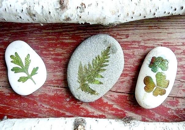 Фото - панно з каменю, зроблені своїми руками 1