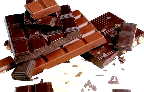 Фото - Білий шоколад не підійде