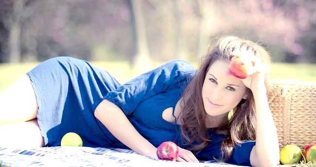 Фото - яблучний оцет при варикозі