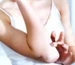 Фото - догляд за шкірою ліктів