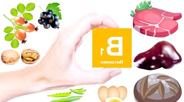 Фото - У яких продуктах міститься вітамін В 1 - В яких продуктах міститься вітамін В