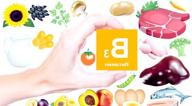Фото - У яких продуктах міститься вітамін В3 - У яких продуктах міститься вітамін В