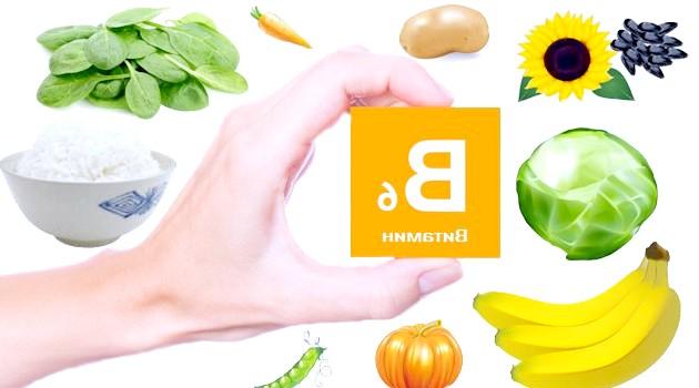 Фото - У яких продуктах міститься вітамін В6 - У яких продуктах міститься вітамін В