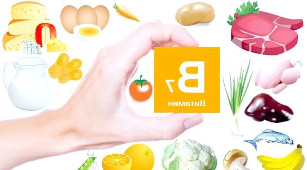 Фото - У яких продуктах міститься вітамін В7 - У яких продуктах міститься вітамін В